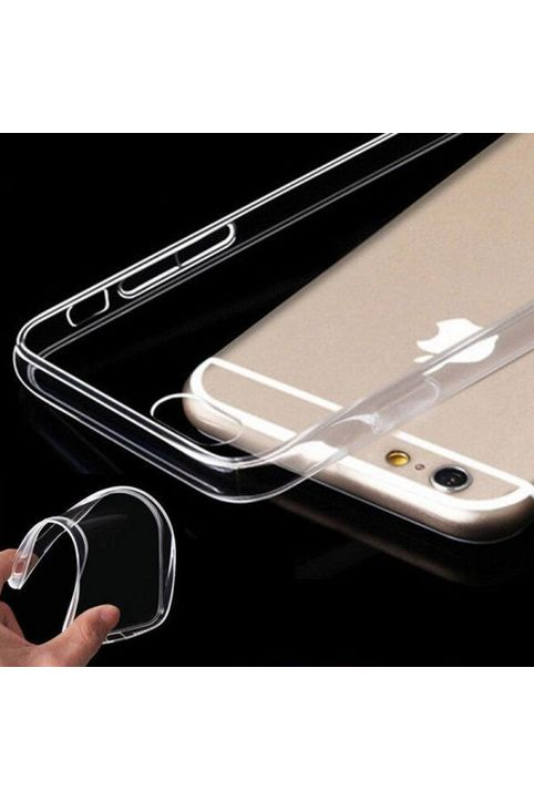 CLEAR CASE IPHONE 6 / 6 PLUS