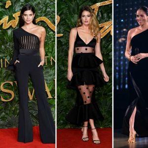 """Стилот на ѕвездите на """"Модните награди 2018"""""""