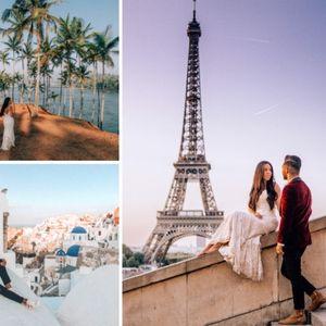Грција, Хрватска, Италија… Невеста ја носеше ...