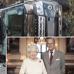97-годишниот принц Филип, сопругот на Кралицата, ...