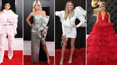 Модата на црвениот тепих на Греми 2019