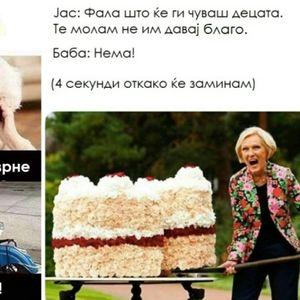 """""""Мемиња"""" за бабите кои ќе ве насмеат и ќе ви ..."""