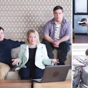 Видео кое треба да го погледнете: Зарем лицата со ...