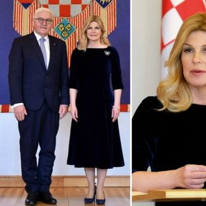 Колинда Грабар-Китаровиќ вистинска дама во ...