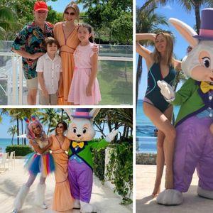 47-годишната Талија во костим за капење го прослави ...