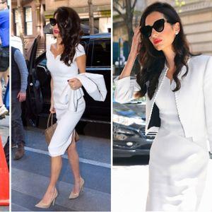 Амал Клуни е деловна дама со стил и важна мисија во ...