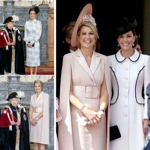 Кралицата Летиција и кралицата Максима стилски ...