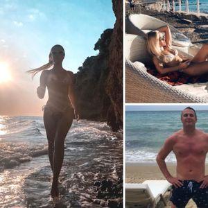 Викторија Лоба згодна ѕвезда на летен одмор со ...