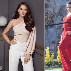 Турската актерка Фахрие Евџен беше мета на критики ...