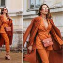 Каролина Гочева модерна дама во есенски ...