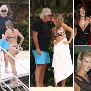69-годишниот милионер Флавио Бриаторе на одмор со ...