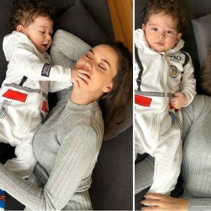 Први фотографии: Турските актери Фахрие Евџен и ...