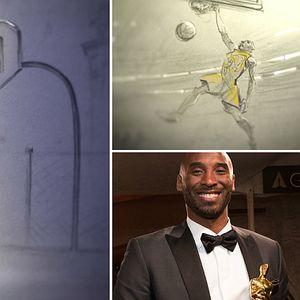 Dear Basketball: Краткиот филм за кој Коби Брајант доби ...