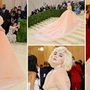 Били Ајлиш како Мерилин Монро во огромен фустан на ...