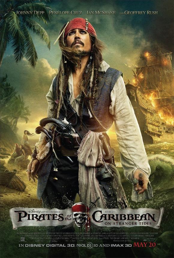 Piraci z Karaibów: Na Nieznanych Wodach / Pirates of the Caribbean: On Stranger Tides (2011) PL.READ.NFO.DVDRip.XviD-KAMFT | AMATORSKi LEKTOR PL