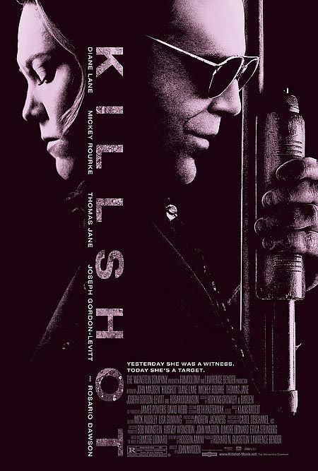 Killshot (2008) ENG XviD DVDRip