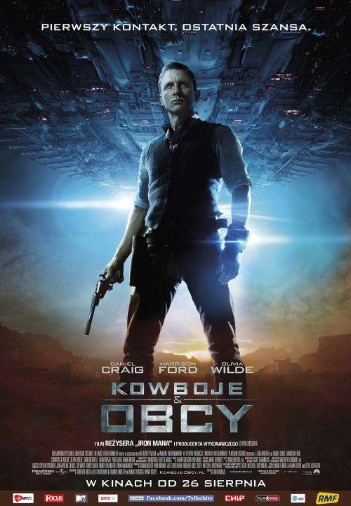 Kowboje i obcy / Cowboys & Aliens (2011) PLSUB.DVDRip.XviD-NeDiVx-2CD - Napisy Polskie - osobny plik .txt - Z DŹWIĘKIEM AC3 5.1