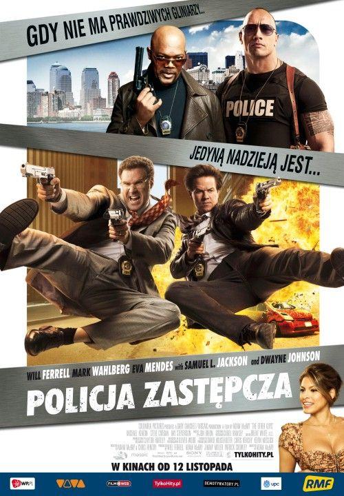 Policja zastępcza / The Other Guys (2010) PL.UNRATED.BRRip.XviD-BA - Profesjonalny Lektor PL