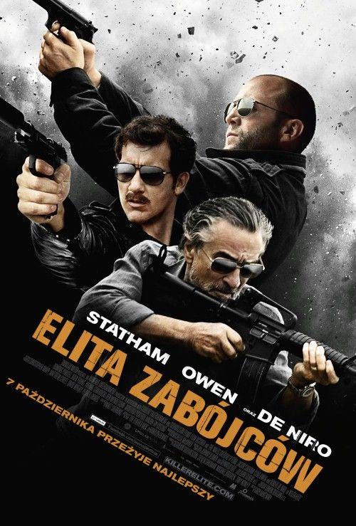 Elita zabójców / Killer Elite (2011) PL.DVDRip.XviD-BiDA | LEKTOR PL