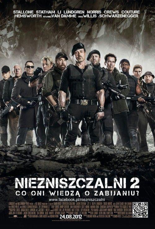 Niezniszczalni 2 / The Expendables 2 (2012) PL.SUB.DVDRip.XviD-DEPRiVED - Napisy Polskie - osobny plik