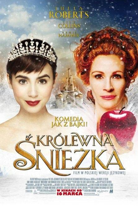 Królewna Śnieżka / Mirror Mirror (2012) PL.DUBB.DVDRip.XviD.AC3-sav - Profesjonalny Dubbing PL - Z DŹWIĘKIEM AC3 5.1