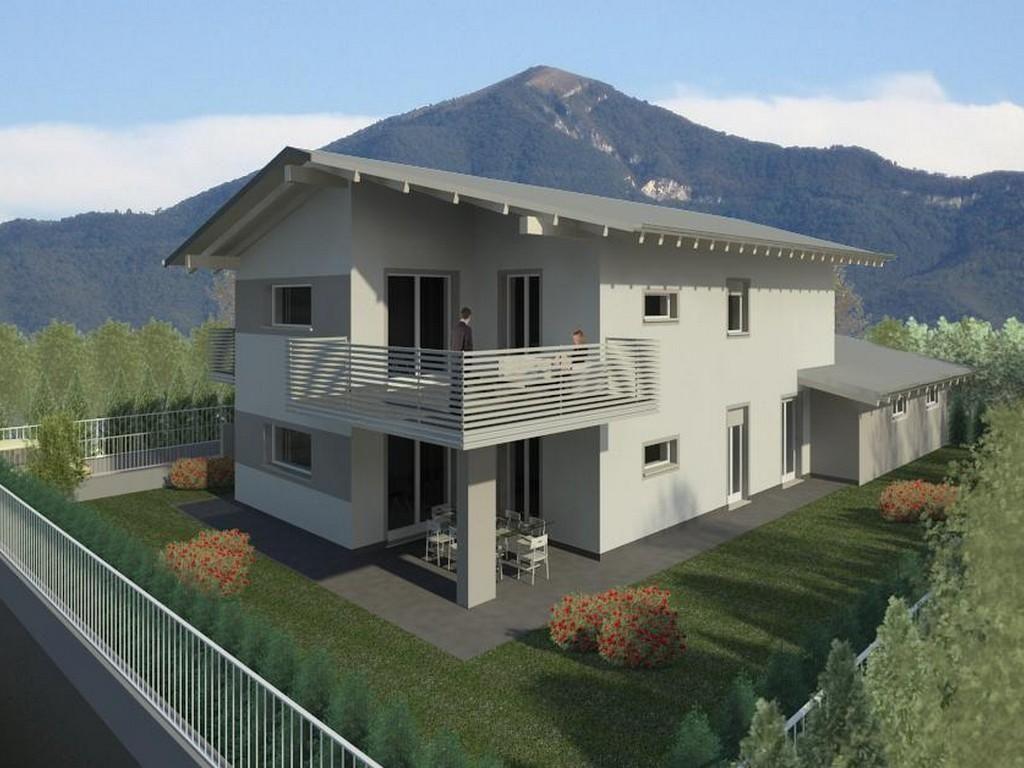 Villa bifamiliare in Vendita Trescore Balneario