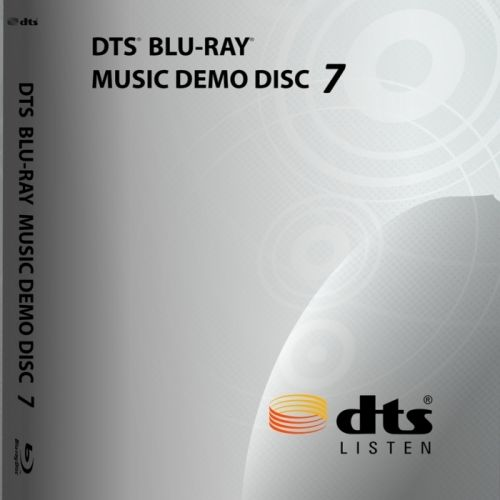DTS Blu-ray Music Demo Disc 7 (2013) 1080i Blu-ray AVC DTS-HD MA 5.1