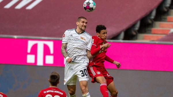 FC Bayern - Union Berlin: Münchner mit Not-Elf kurz vor dem Sieg - zum Schluss wird es bitter