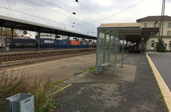 Unbekannter klettert am Bahnhof auf Güterzug - Schwetzinger Zeitung / Hockenheimer Zeitung