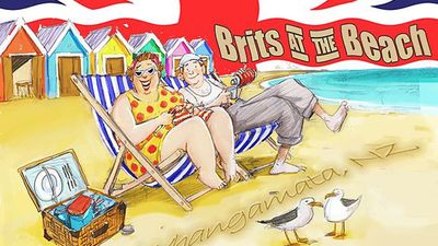 Brits at the Beach Festival