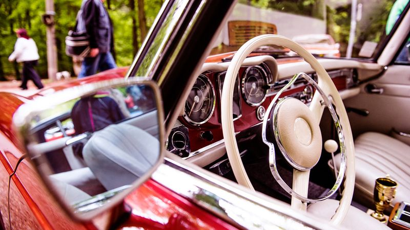 Paeroa Antiques Fair, Vintage & Classic Car Show