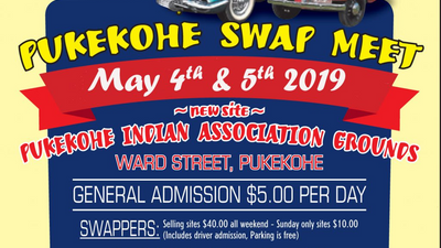 Pukekohe Annual Swap Meet