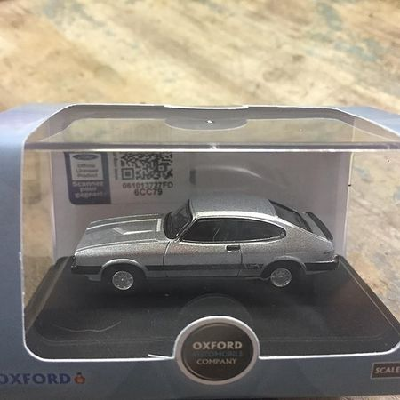 Oxford 1:76 - Mark 3 Ford Capri