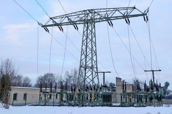 Stromdrehkreuz in Eckersbach wird vollständig modernisiert | Freie Presse - Zwickau