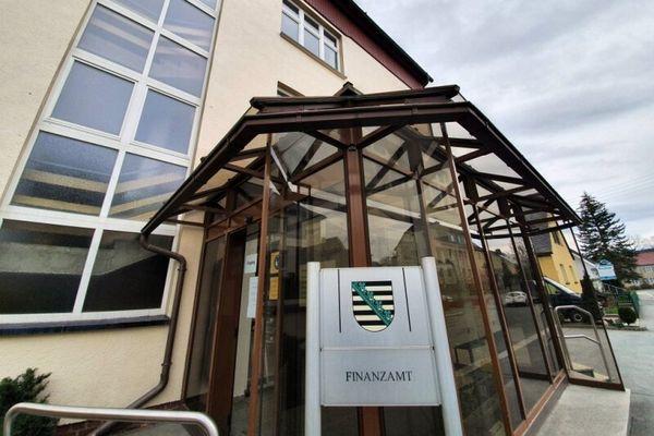 Steht das Finanzamt in Zschopau bald leer?   Freie Presse - Zschopau