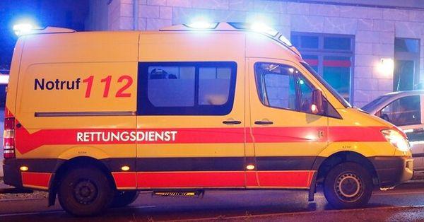 30.07.2021 Zwickau Motorradfahrer nach Zusammenstoß mit Auto schwer verletzt Der 27-Jährige war in den Gegenverkehr geraten.