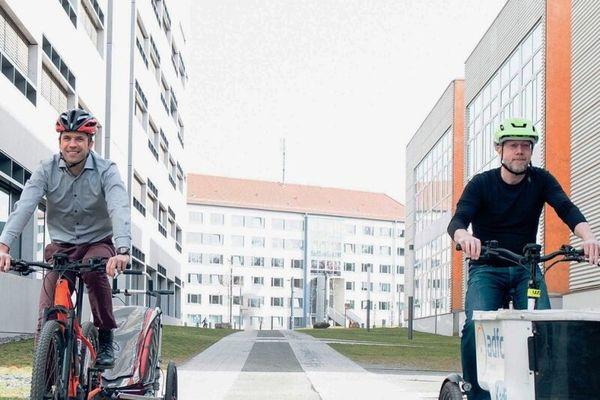Chemnitzer Forscher widmen sich E-Roller, E-Bike & Co. | Freie Presse - Chemnitz