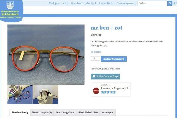 Von Reichenbach-Pralinen bis heimische Kunst: Citymanager plant Online-Shop | Freie Presse - Reichenbach