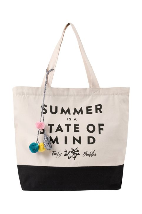 Γυναικεία τσάντα παραλίας