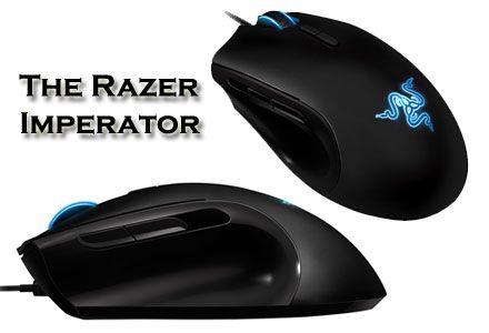 Razer Imperator - המלחמה נהיית קשה יותר יותר...