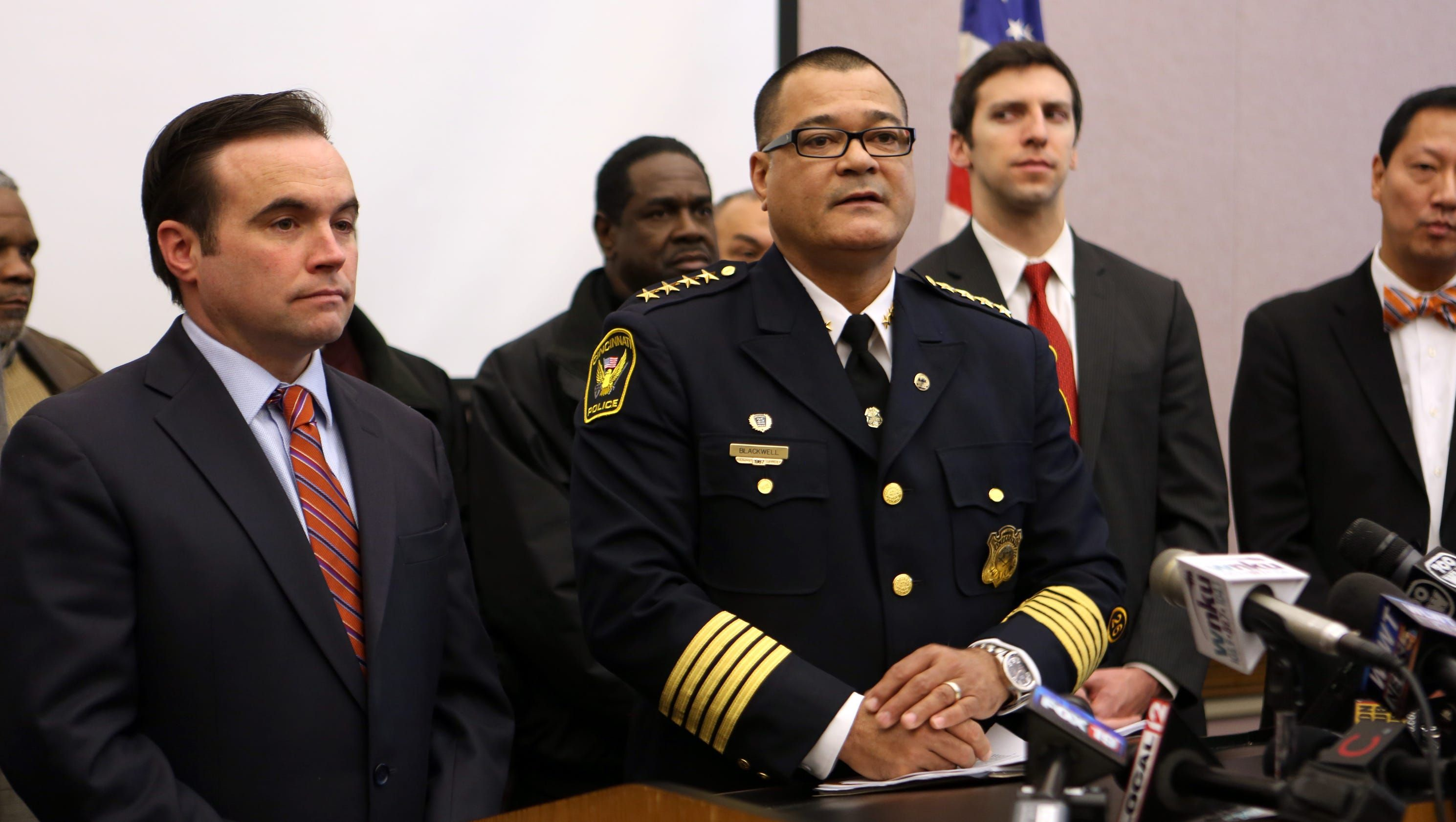 Blackwell family: Cranley's emails prove firing racially motivated