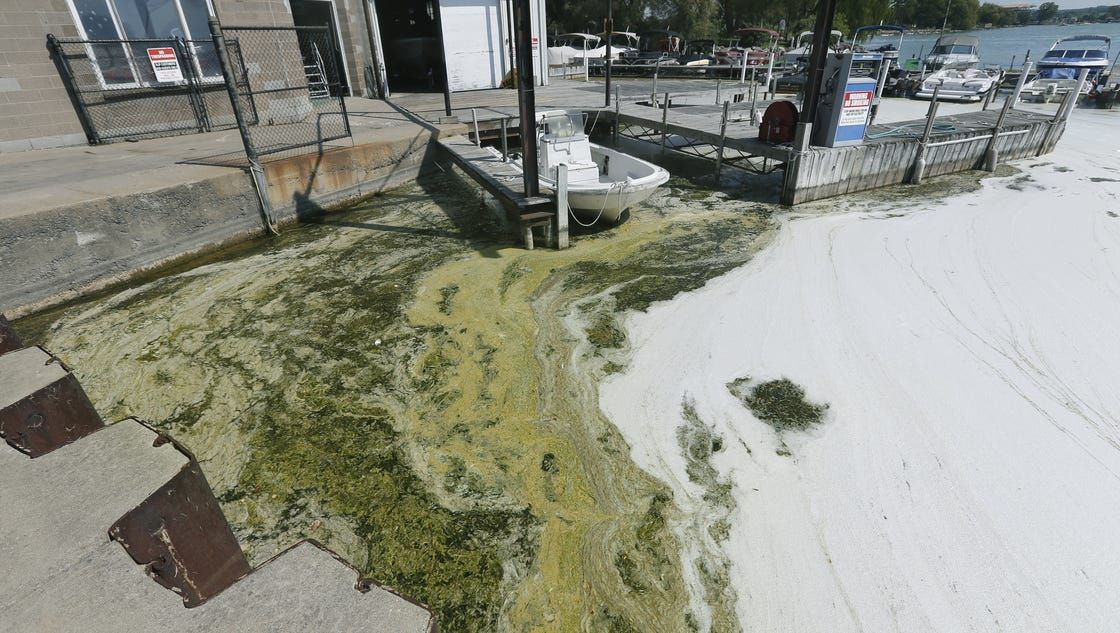 Toxin in drinking water sets off alarms
