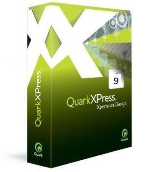 QuarkXpress 9 MacOSX