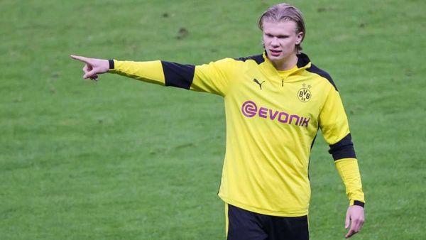 Zorc: Haaland bleibt bei Borussia Dortmund