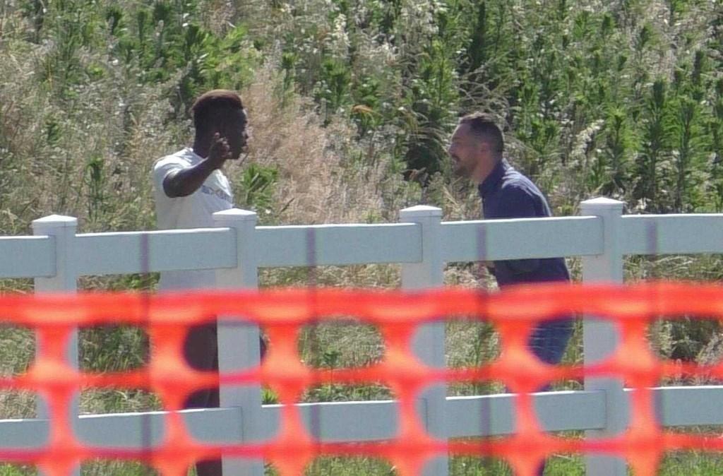 Cellino furibondo Mario Balotelli ferri corti con Brescia