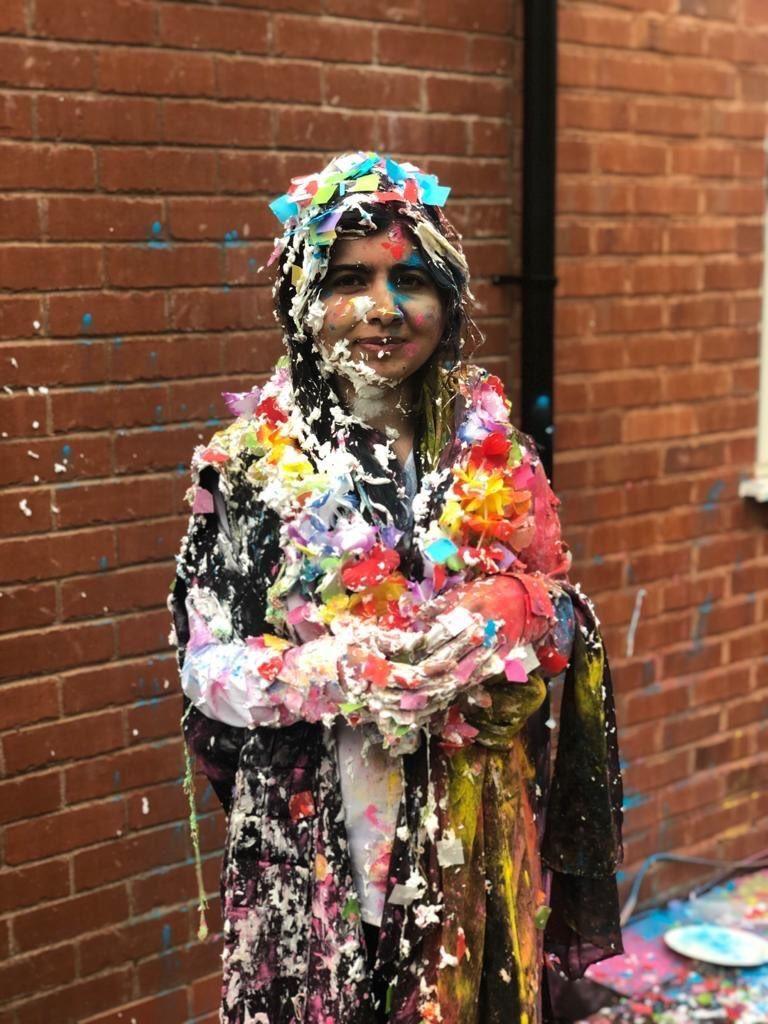 Malala realizza suo sogno laurea Oxford