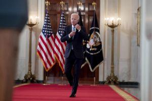 Biden: «Il ritiro da Kabul è un successo»