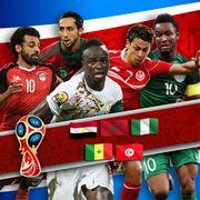 36年來的首次全軍覆沒 今屆世界盃非洲怎麼了?