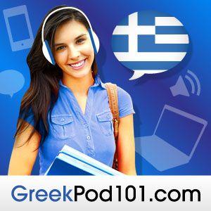 Learn Greek with GreekPod101.com