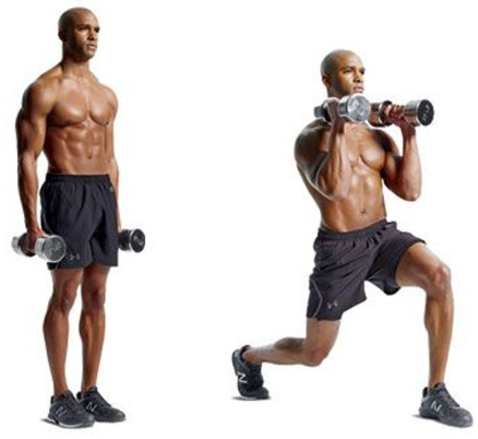 http://www.gymbeginner.hk/wp-content/uploads/2016/12/lunge-with-bicep-curl.jpg